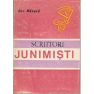 Scriitori junimisti - Dan Manuca