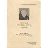 Scrisorile maestrului Rennyo - Gobunsho
