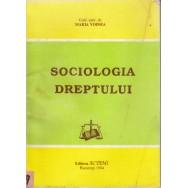 Sociologia dreptului - Maria Voinea