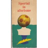 Sportul in aforisme - *