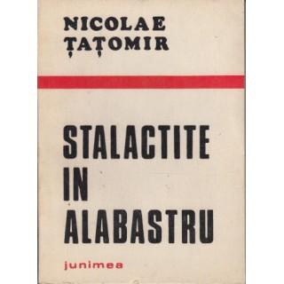Stalactite in alabastru - Nicolae Tatomir