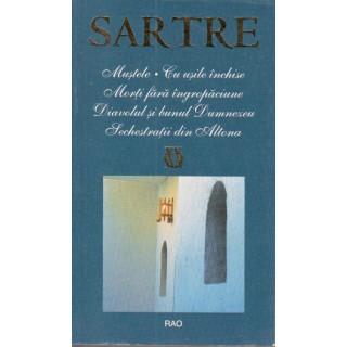 Teatru - Jean-Paul Sartre