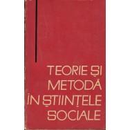 Teorie si metoda in stiintele sociale, vol. I - Colectiv