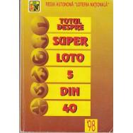 Totul despre super loto 5 din 40 - *