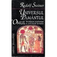 Universul Pamantul si Omul mitologia egipteana si civilizatia egipteana - Rudolf Steiner